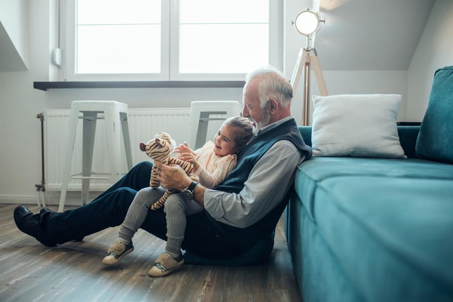 Grandparents' parenting skills: Learning how to better care